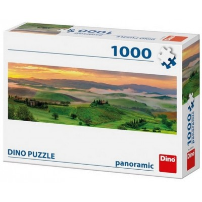 Puzzle Dino-54540 Sunset