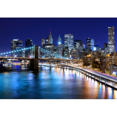 Puzzle Grafika-Kids-00333 New York by Night