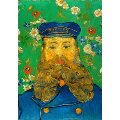 Puzzle Grafika-Kids-00338 Vincent van Gogh: Portrait of Joseph Roulin, 1889