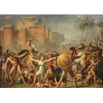 Puzzle  Grafika-Kids-00357 Magnetische Teile - Jacques-Louis David: The Intervention of the Sabine Women, 1799