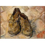 Puzzle  Grafika-Kids-00433 Van Gogh: Shoes, 1888