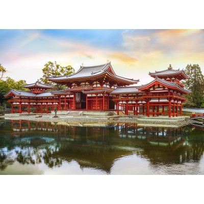 Puzzle Grafika-Kids-00563 Magnetische Teile - Byodo-In-Tempel in Kyoto, Japan