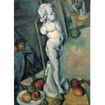 Puzzle  Grafika-Kids-00709 Paul Cézanne: Stillleben mit Putto, 1895