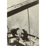 Puzzle  Grafika-Kids-01424 Lewis W. Hine: Empire State Building, New York, 1931