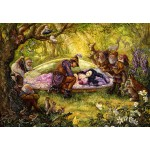 Puzzle  Grafika-Kids-01552 Josephine Wall - Snow White
