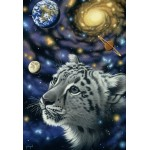 Puzzle  Grafika-Kids-01636 XXL Teile - Schim Schimmel - One with the Universe