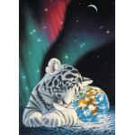 Puzzle  Grafika-Kids-01645 Schim Schimmel - Earth Light