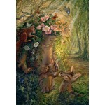 Puzzle   Josephine Wall - The Wood Nymph
