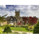 Puzzle   Abbey Hotel in Great Malvern