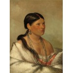 Puzzle   George Catlin: The Female Eagle - Shawano, 1830