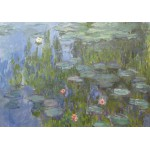Puzzle  Grafika-00033 Claude Monet: Nymphéas, 1915