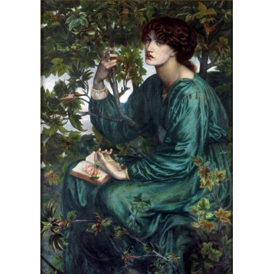 Puzzle Grafika-00224 Dante Gabriel Rossetti: A Day Dream, 1880