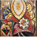 Puzzle  Grafika-00245 Marsden Hartley: Painting No. 48, 1913