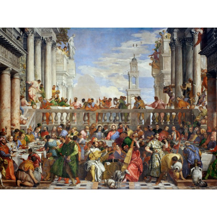 Paolo Veronese: The Wedding at Cana, 1563