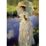 Puzzle  Grafika-00412 John Singer Sargent: Morning Walk, 1888