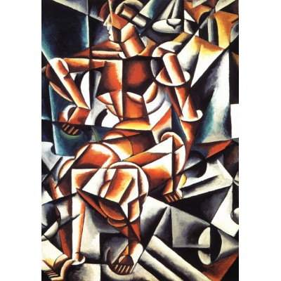Puzzle Grafika-00488 Lyoubov Popova: Air-Man-Space, 1912