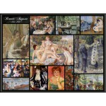 Puzzle  Grafika-00842 Auguste Renoir - Collage
