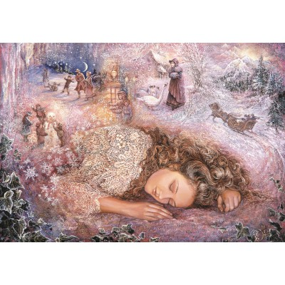 Puzzle Grafika-00927 Winter Dreaming