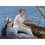 Puzzle  Grafika-01130 Edouard Manet - Boating, 1874