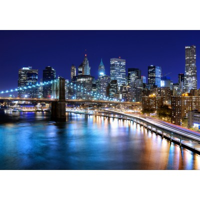 Puzzle Grafika-01150 New York by Night