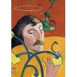 Puzzle  Grafika-01822 Paul Gauguin: Self-Portrait, 1889