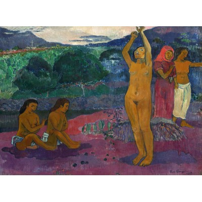 Puzzle Grafika-01850 Paul Gauguin: The Invocation, 1903