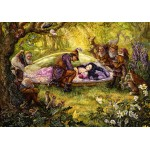 Puzzle  Grafika-02295 Josephine Wall - Snow White