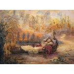 Puzzle  Grafika-02304 Josephine Wall - Dreams of Camelot