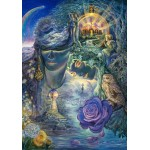 Puzzle  Grafika-02329 Josephine Wall - Key to Eternity