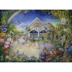 Puzzle  Grafika-02335 Josephine Wall - Enchanted Manor