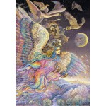 Puzzle  Grafika-02342 Josephine Wall - Ariel's Flight