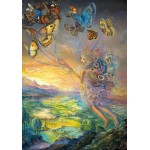 Puzzle  Grafika-02374 Josephine Wall - Up and Away