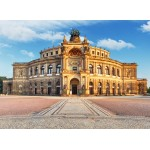 Puzzle  Grafika-02540 Deutschland Edition - Semperoper Dresden