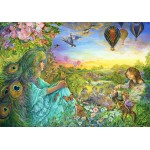 Puzzle  Grafika-02617 Josephine Wall - Daydreaming