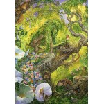 Puzzle  Grafika-02627 Josephine Wall - Forest Protector