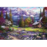 Puzzle  Grafika-02698 Chuck Pinson - Inspiration of Spring Meadows