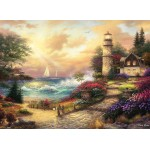 Puzzle  Grafika-02749 Chuck Pinson - Seaside Dreams