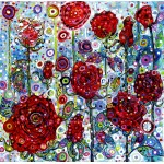 Puzzle  Grafika-02845 Sally Rich - Roses
