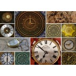 Puzzle  Grafika-T-00135 Collages - Clocks