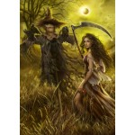 Puzzle  Grafika-T-00159 Field of the Scarecrow