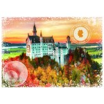 Puzzle  Grafika-T-00199 Travel around the World - Deutschland
