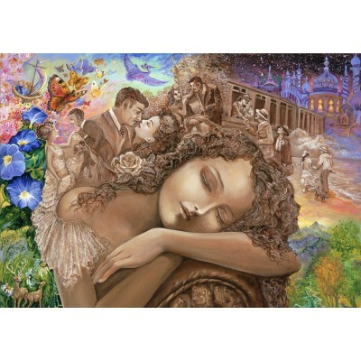 Puzzle Grafika-T-00272 Josephine Wall - If Only