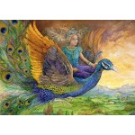 Puzzle  Grafika-T-00275 Josephine Wall - Peacock Princess
