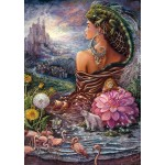 Puzzle  Grafika-T-00306 Josephine Wall - The Untold Story