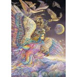Puzzle  Grafika-T-00330 Josephine Wall - Ariel's Flight