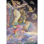 Puzzle  Grafika-T-00331 Josephine Wall - Ariel's Flight