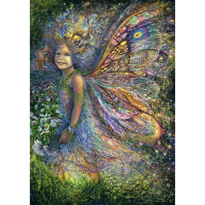Josephine Wall - The Wood Fairy
