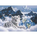 Puzzle  Grafika-T-00388 Schim Schimmel - Bed of Clouds
