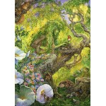 Puzzle  Grafika-T-00540 Josephine Wall - Forest Protector