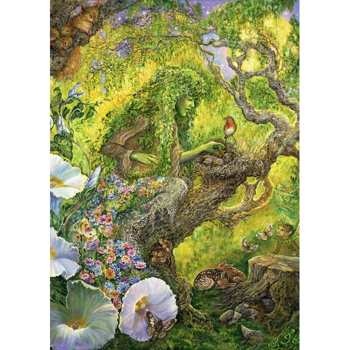 Josephine Wall - Forest Protector